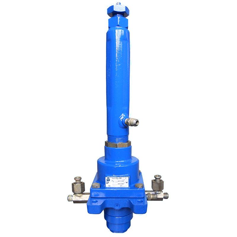 Регулятор давления перепада давления, 3-сильфонный, 0,6 - 2,5